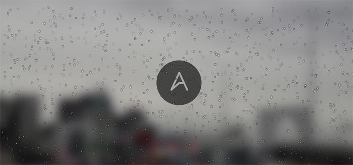 Tutorial: Water Drop Effect in HTML & CSS