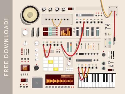 music deck