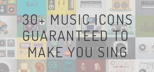 30 music icons guaranteed to make you sing