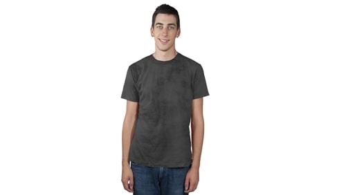 Mens-Distressed-T-Shirt-Modelshot