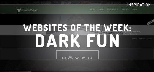 Websites of the Week: Dark Fun - photo#16