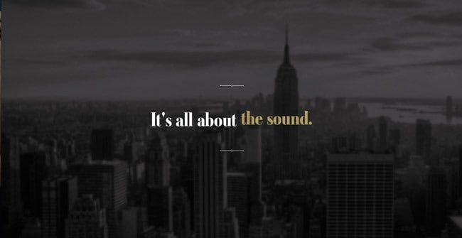 soundcityproject
