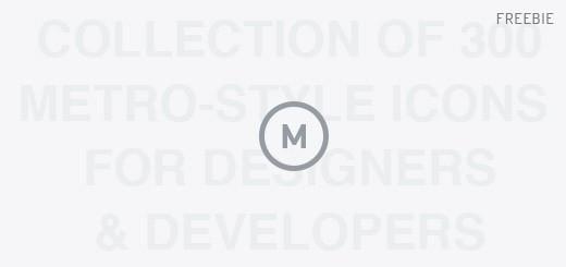 metrize-metro-style-icons