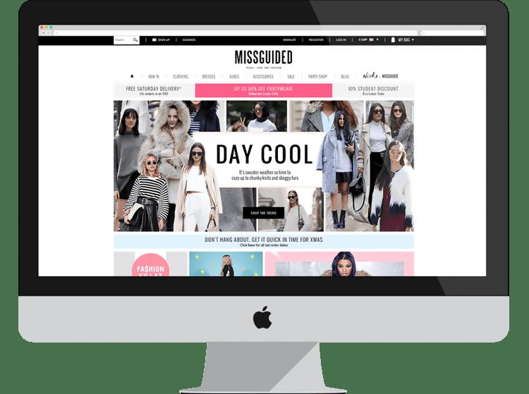 misguided e-commerce designs