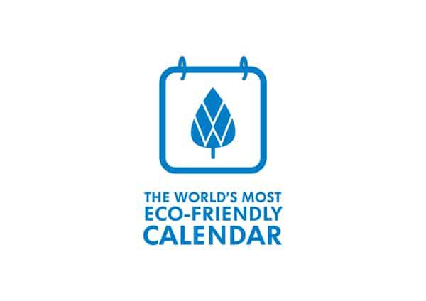 daily inspiration eco friendly calendar