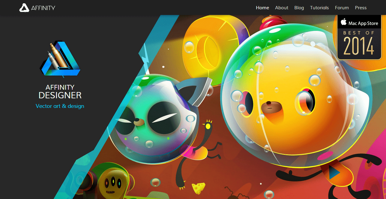 Affinity Designer   Professional graphic <a href=