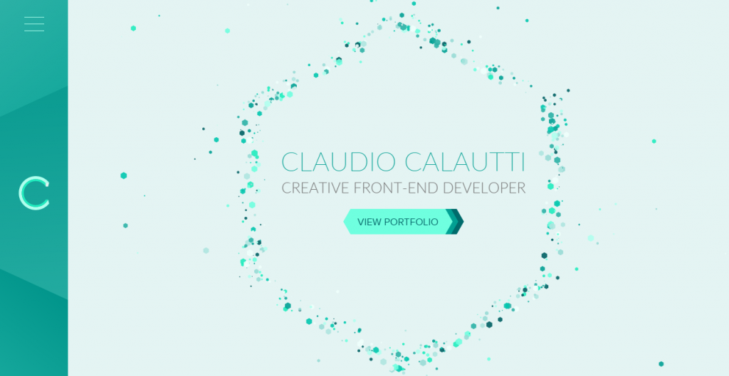 daily inspiration Claudio Calautti