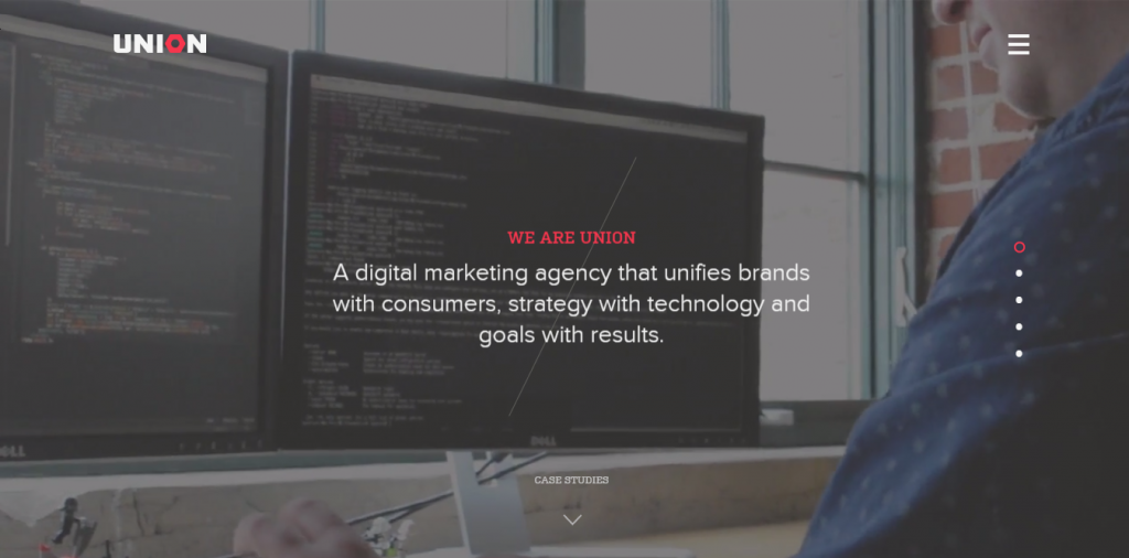 daily inspiration Digital Marketing Agency   Charlotte  NC   UNION