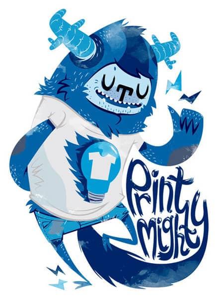 Featured Designer: Monster Illustrator Anna Johnstone