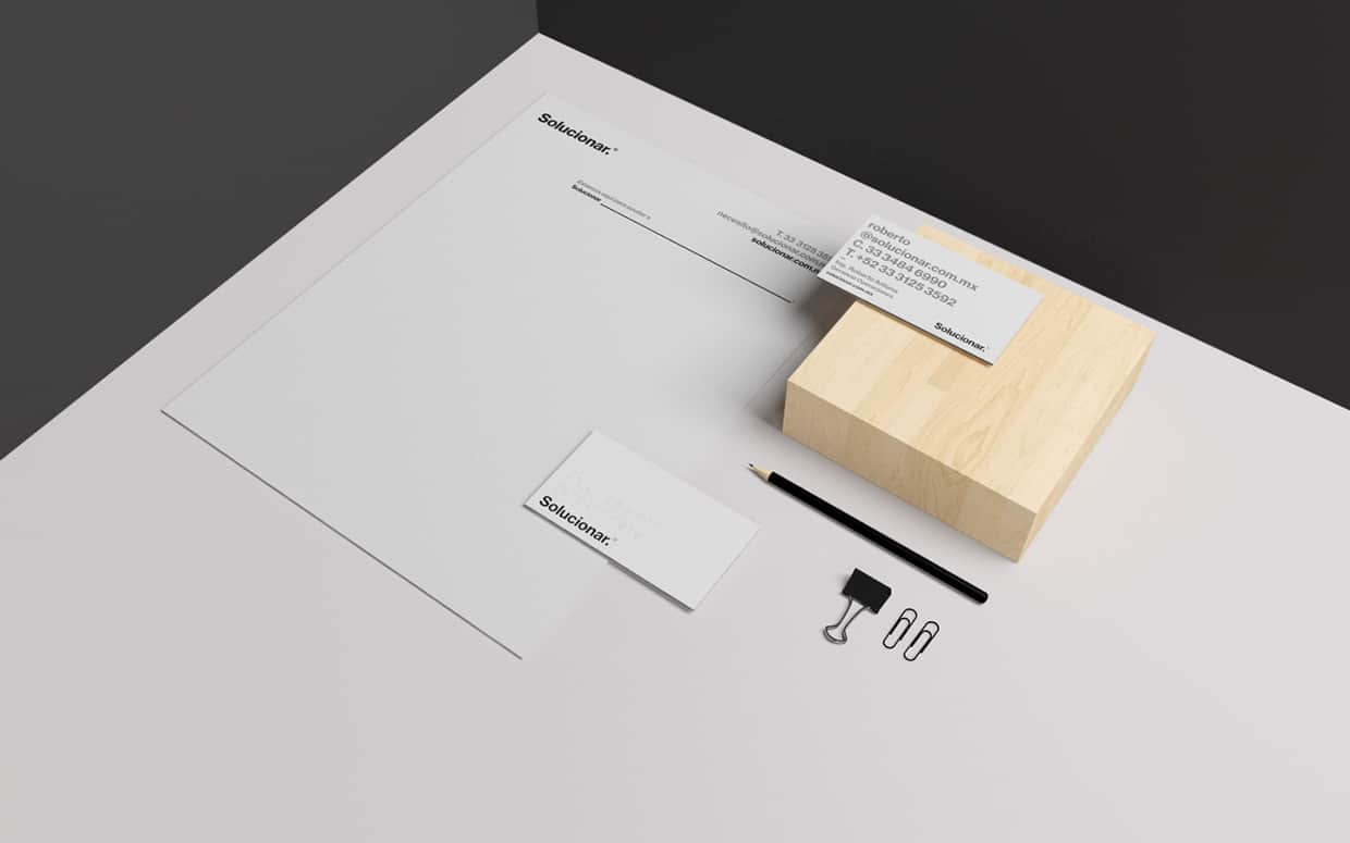 Daily Inspiration: A Simple Brand Identity for Complex Solutions