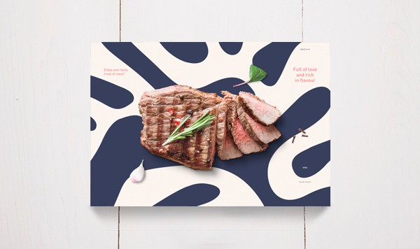 Featured Work: W Steak by Tom Jueris