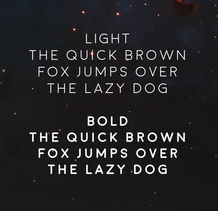 Daily FMoon Free Font 1