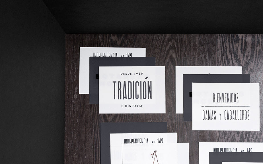 Traditional with a Modern Touch by Anagram