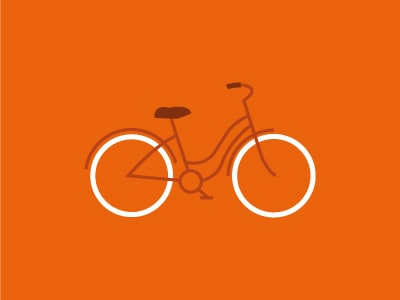 Huge Collection of Hipster-esque Bicycle Illustrations Part 1