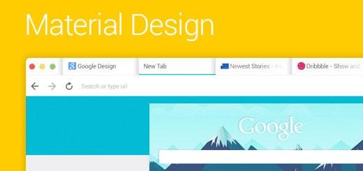list-material-design