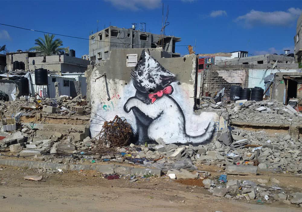 Ridiculously Amazing Street Art Images from Cities Around the World