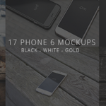 Daily Freebie: Huge List of 21 Photoshop Mockups