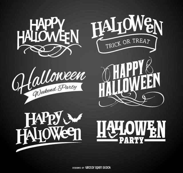 Freebie: Halloween Collection 2015 2