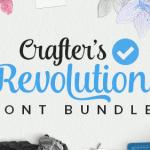 revolution font bundle