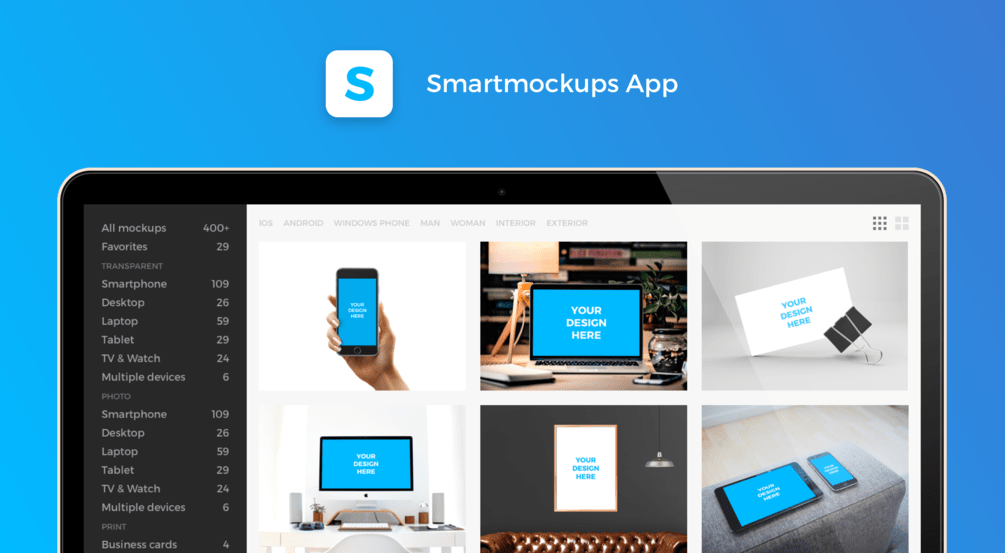 smartmockup app