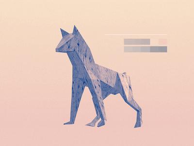 canine illustration