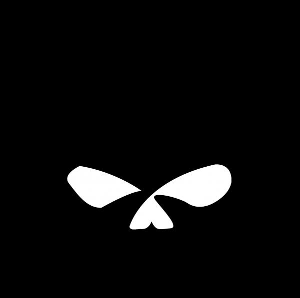 round harley scull logo