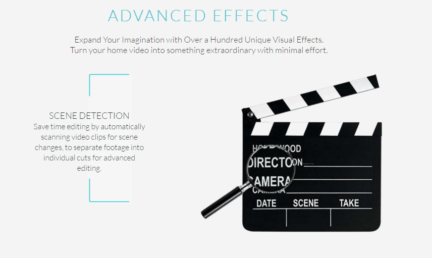 Filmora Advanced Effects