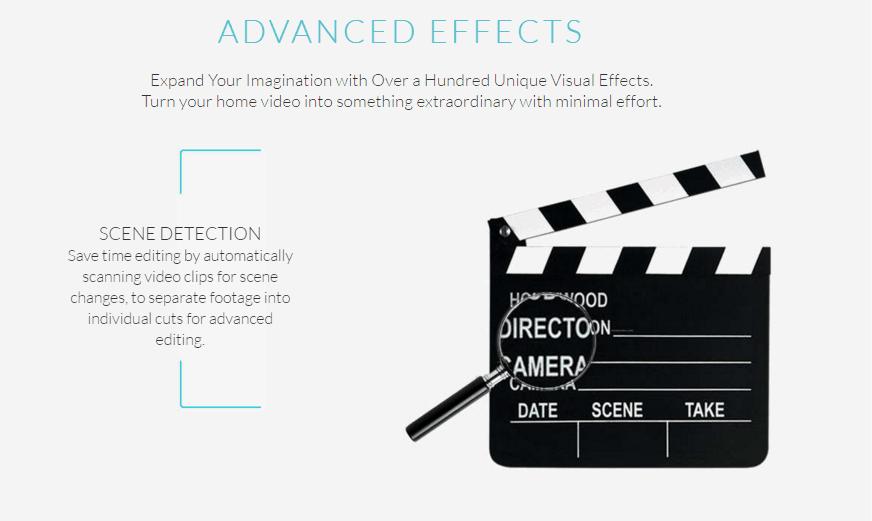 Filmora Advanced Effects