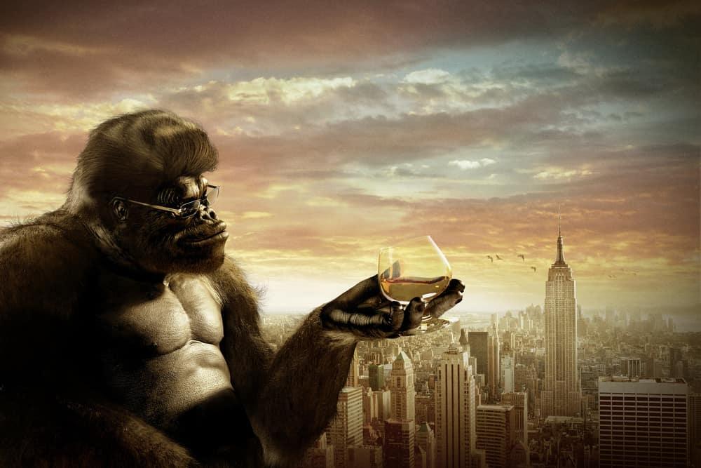 King Kong in Manhattan