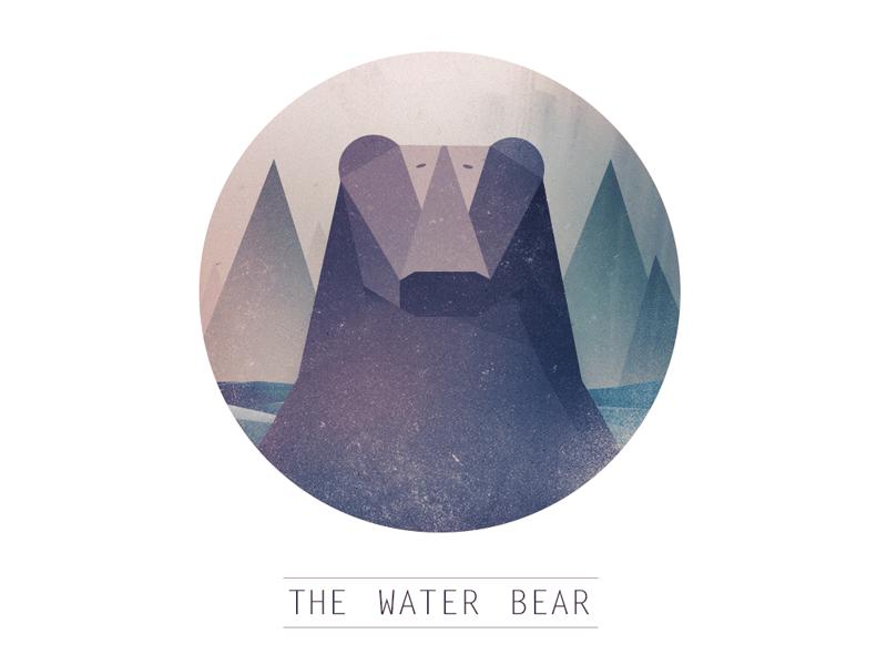 Illustration of water bear
