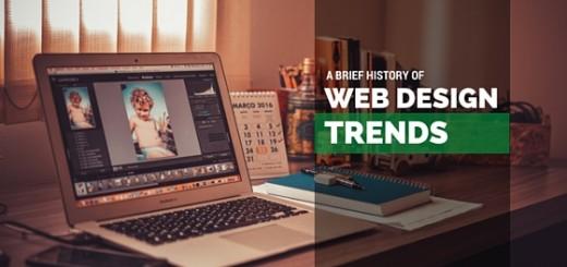 Brief History of Web Design