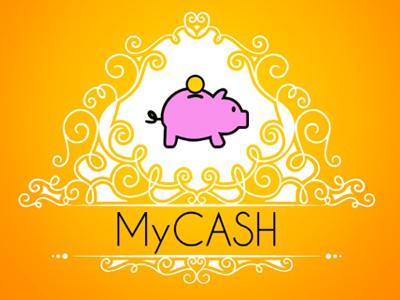 Pink Piggybank logo