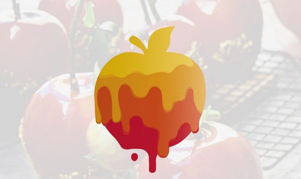 Melting Orange Apple