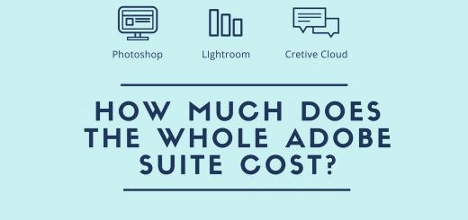 full adobe suite costs
