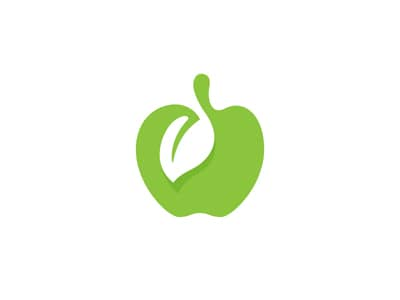 Simple Green Apple