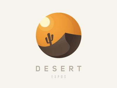 Desert sun design