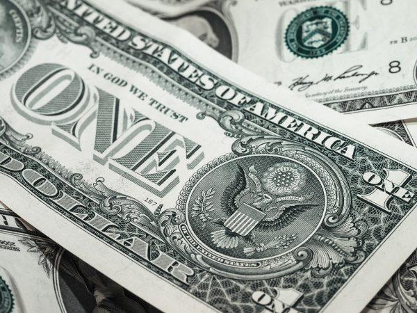 One dollar paper money