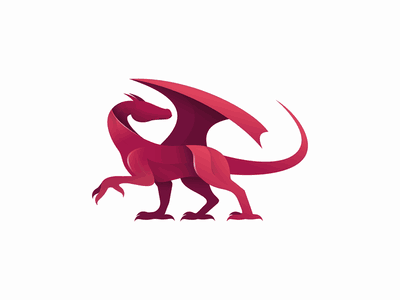 21 best dragon logo examples for businesses