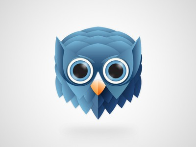 3D owl design
