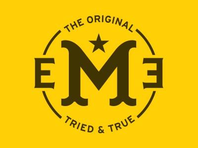 Yellow Initials logo