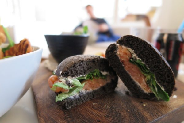 little sandwiches