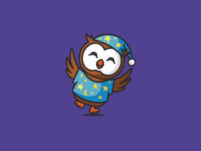 Owl with pajamas