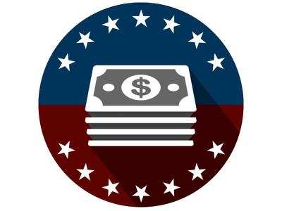 American money design