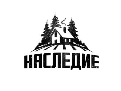 Cabin house logo