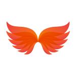 Red Phoenix Wings