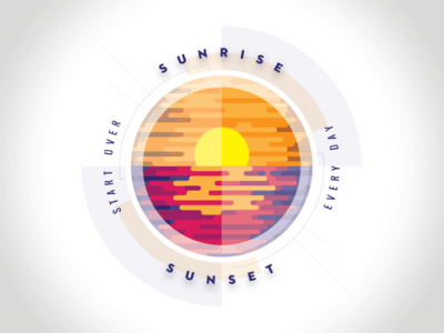Orange Sunrise logo