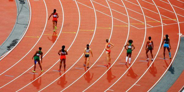 women race