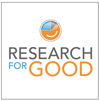 logo demo Resaerch for Good