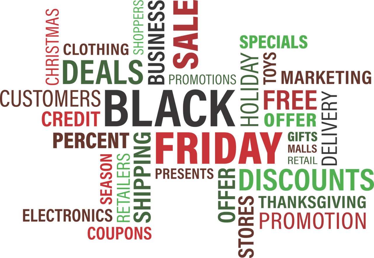 Thanksgiving and Black Friday Discount