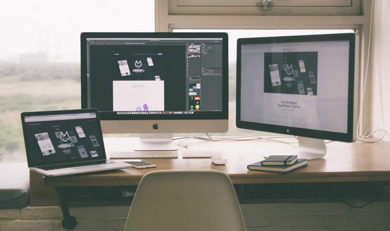 Web Deisgn for Company